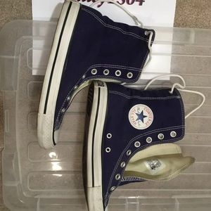 High Tops Converse All Star Shoes Chuck Taylor